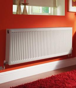 Radiators fitted